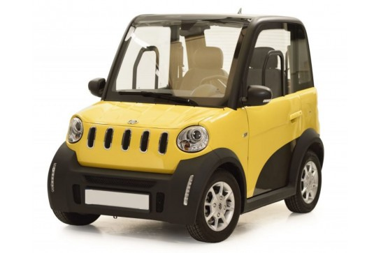 Electric mini cars CITY SPIRITS model 7221