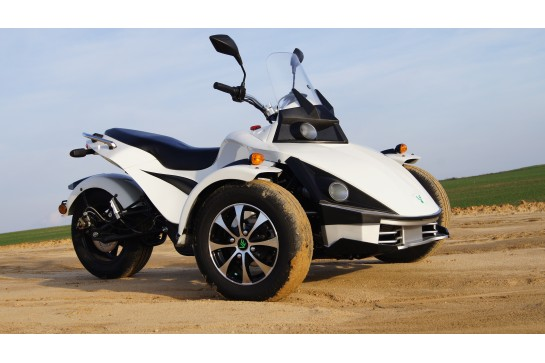 VELEX trike SPIDER electric tricycle