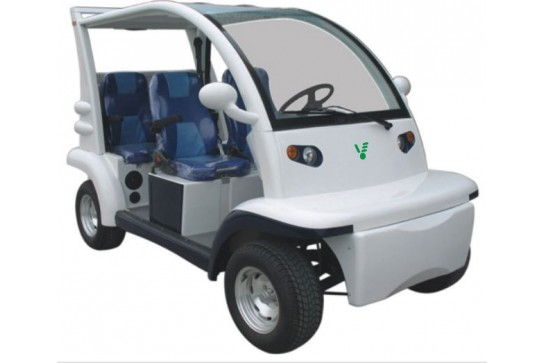 Electric vehicle VELEX RR-4P