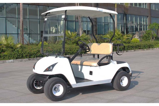 Electric golf car  VELEX model GC2