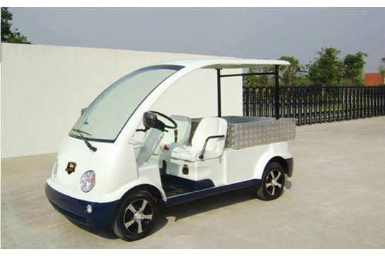 Electric vehicle CARGO VELEX model CG-UCA2